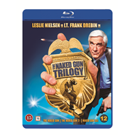 The Naked Gun Trilogy (BLU-RAY)