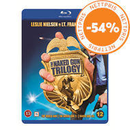 Produktbilde for The Naked Gun Trilogy (BLU-RAY)