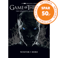 Produktbilde for Game Of Thrones - Sesong 7 - Limited Digipack Edition (DK-import) (DVD)