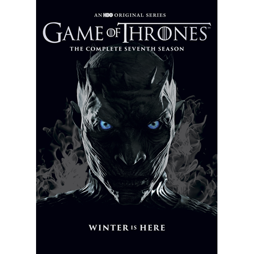 Game Of Thrones - Sesong 7 - Limited Digipack Edition (DK-import) (DVD)