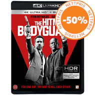 Produktbilde for The Hitman's Bodyguard (4K Ultra HD + Blu-ray)