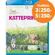 Produktbilde for Katteprinsen (BLU-RAY)