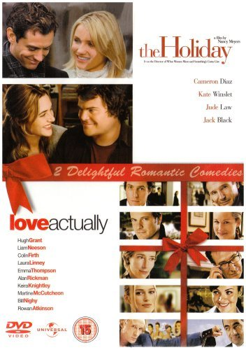 The Holiday / Love Actually (UK-import) (DVD)