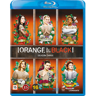 Orange Is The New Black - Sesong 3 (BLU-RAY)