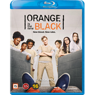 Orange Is The New Black - Sesong 4 (BLU-RAY)