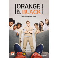 Orange Is The New Black - Sesong 4 (DVD)