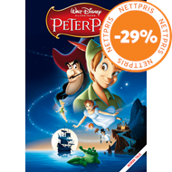 Produktbilde for Peter Pan (DVD)