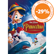Produktbilde for Pinocchio (DVD)