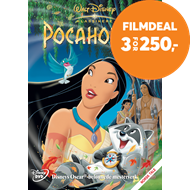 Produktbilde for Pocahontas (DVD)