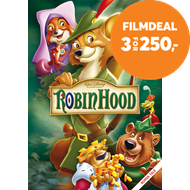 Produktbilde for Robin Hood (DVD)