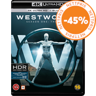 Produktbilde for Westworld - Sesong 1 (4K Ultra HD + Blu-ray)