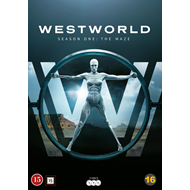 Westworld - Sesong 1 - Limited Digipack Edition (DVD)