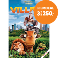 Produktbilde for Villdyr (DVD)