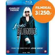 Produktbilde for Atomic Blonde (BLU-RAY)