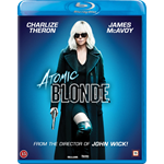 Atomic Blonde (BLU-RAY)