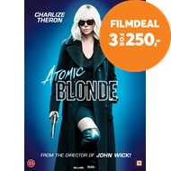 Produktbilde for Atomic Blonde (DVD)
