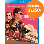 Produktbilde for Baby Driver (BLU-RAY)
