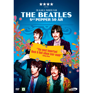 The Beatles: Sgt. Pepper 50 År (DVD)