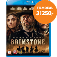 Produktbilde for Brimstone (BLU-RAY)