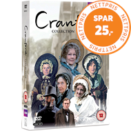 Produktbilde for Cranford - The Cranford Collection (UK-import) (DVD)