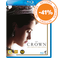 Produktbilde for The Crown - Sesong 1 (BLU-RAY)
