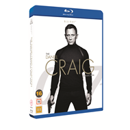 Produktbilde for James Bond - Daniel Craig Collection (BLU-RAY)