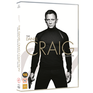 James Bond - Daniel Craig Collection (DVD)