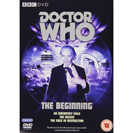 Doctor Who - The Beginning Box Set (UK-import) (DVD)