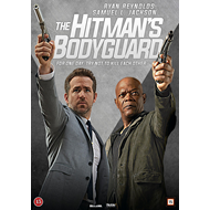 The Hitman's Bodyguard (DVD)