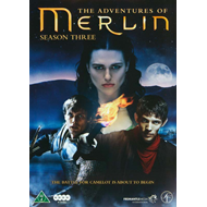 The Adventures Of Merlin - Sesong 3 (DVD)