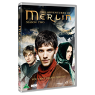 The Adventures Of Merlin - Sesong 2 (DVD)