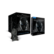 Game Of Thrones - Sesong 7 - Limited Throne Edition (BLU-RAY)