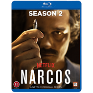 Narcos - Sesong 2 (BLU-RAY)
