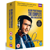 Alan Partridge - The Complete Collection (UK-import) (DVD)