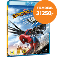 Produktbilde for Spider-Man: Homecoming (BLU-RAY)