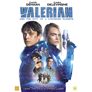 Valerian And The City Of A Thousand Planets (DVD)