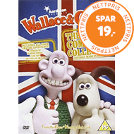 Wallace & Gromit - The Complete Collection (UK-import) (DVD)