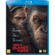 War For The Planet Of The Apes (BLU-RAY)