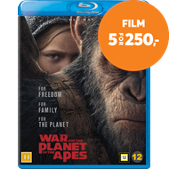 Produktbilde for War For The Planet Of The Apes (BLU-RAY)