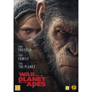 War For The Planet Of The Apes (DVD)