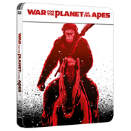 War For The Planet Of The Apes - Steelbook (BLU-RAY)