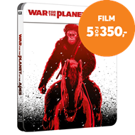 Produktbilde for War For The Planet Of The Apes - Steelbook (BLU-RAY)