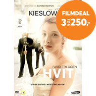 Produktbilde for Hvit (DVD)