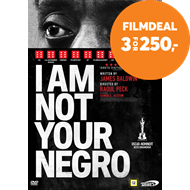 Produktbilde for I Am Not Your Negro (DVD)