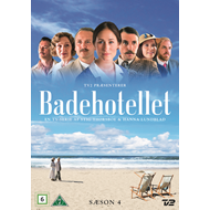 Badehotellet - Sesong 4 (DVD)