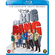The Big Bang Theory - Sesong 10 (BLU-RAY)