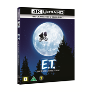 E.T. - The Extra-Terrestrial (4K Ultra HD + Blu-ray)