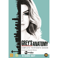 Grey's Anatomy - Sesong 13 (UK-import) (DVD)