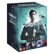 Produktbilde for Grimm - Sesong 1-6: The Complete Series (DVD)