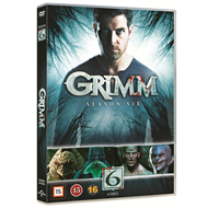 Grimm - Sesong 6 (DVD)
